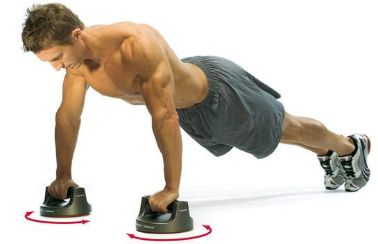 BodyRev Perfect Push up